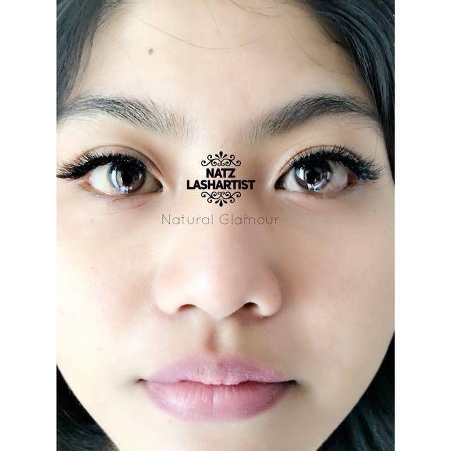 Eyelash extensions surabaha