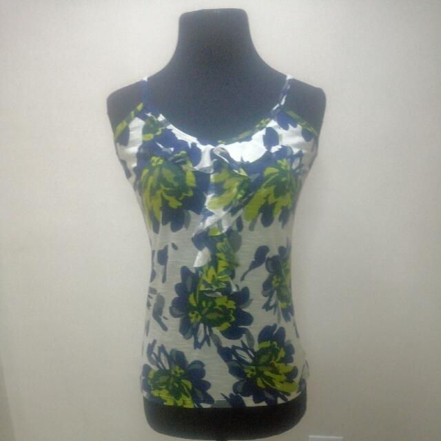 Floral Summer Top - Small