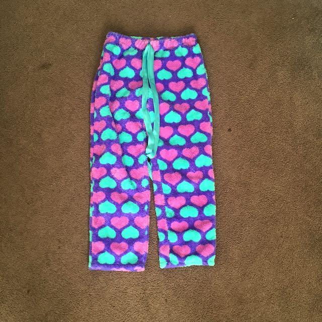 Fluffy Pyjama Pants