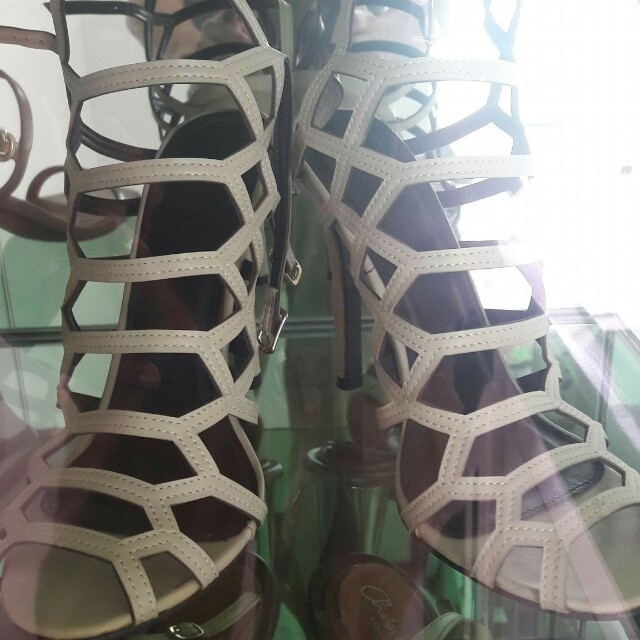 For Sale! Used Twice Branded Sandals