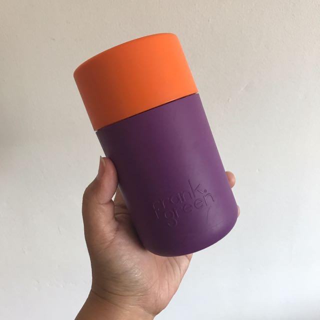 Frank green reusable cup