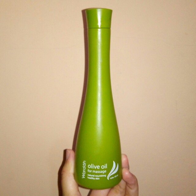 Free Ongkir Se-Jawa Barat Wardah Olive Oil (150 ml)