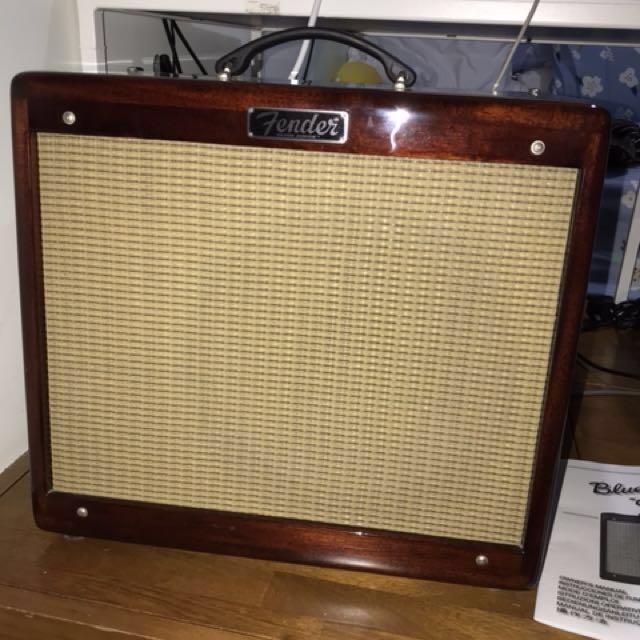 FSR Fender Blues Junior III