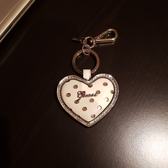 Guess key chain