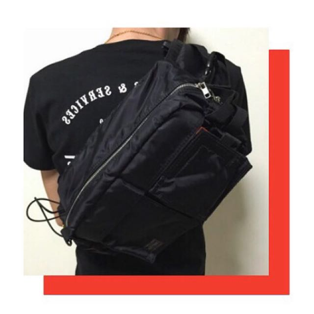6ea361f78212 Head Porter Tanker Original New Waist Bag
