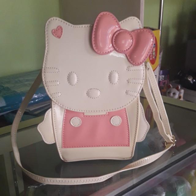 hello kitty 2way  bag