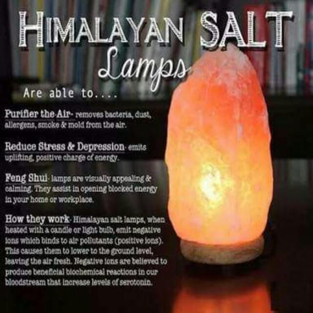 Himalayan Salt Lamp 1.75kg-5kg