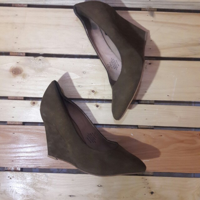 H&M pointed wedge