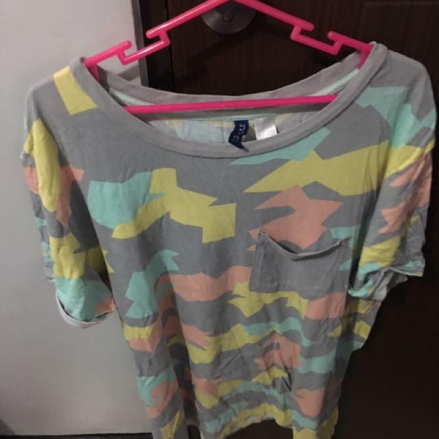 H&M shirt size large