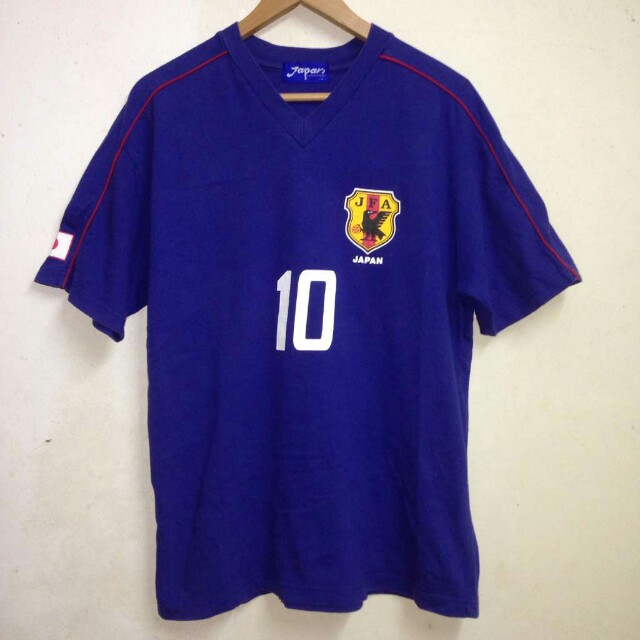 best loved 3c76f 05c80 JFA Japan national team shirt