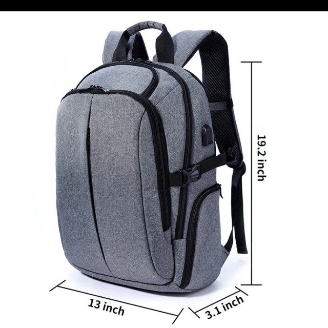ff2700108f KALIDI 17 inch Laptop Backpack for Teenage Brand Men Backpack Student  College School Bags 1KALIDI 17 inch Laptop Backpack for Teenage Brand Men  Backpack ...