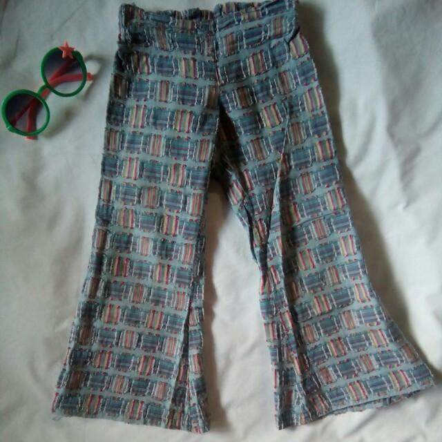 Kids Retro Pants