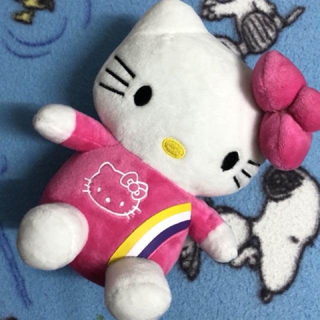 Kitty貓娃娃