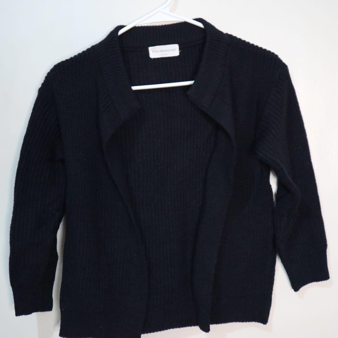 Korean Thick Cardigan