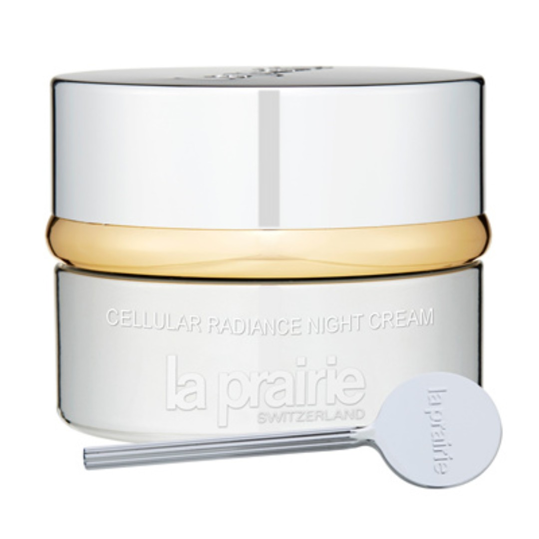 4 Pack - La Prairie Cellular Radiance Night Cream 1.7 oz By Terry Cellularose Nutri-Pure Comforting Balm Cleanser  125ml/4.23oz