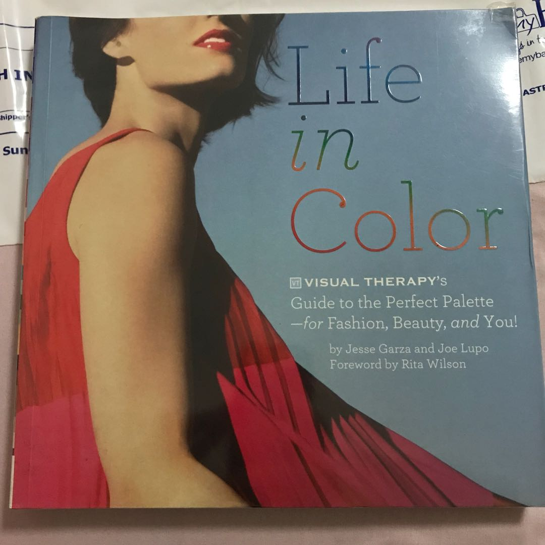 Life in Color by Jesse Garza and Joe Lupo, Books, Books on Carousell