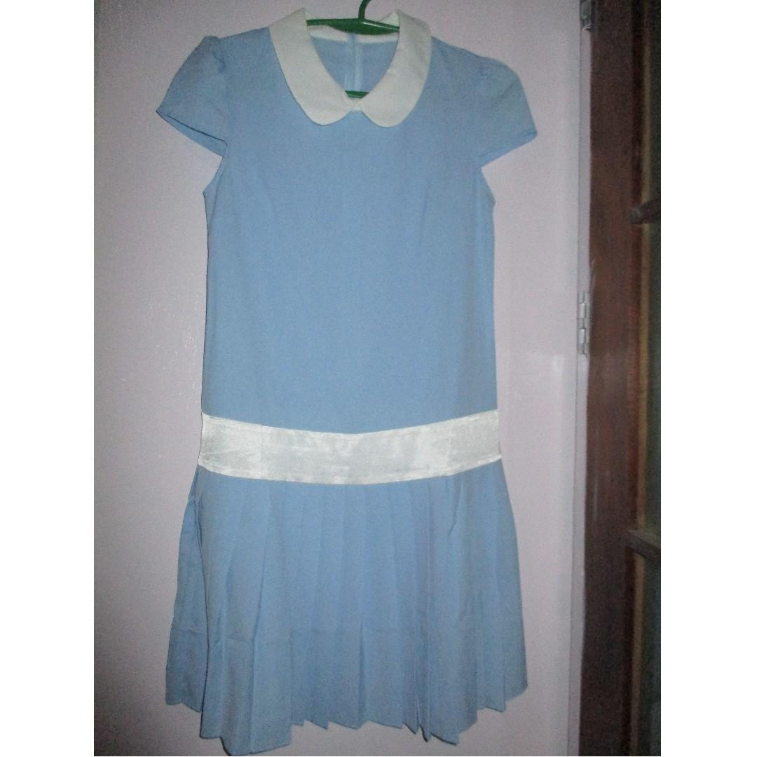 ad6d4c2b1d light blue semi formal dress on Carousell