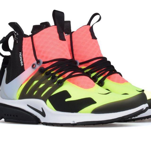 Looking for > Nike x Acronym Presto Size S