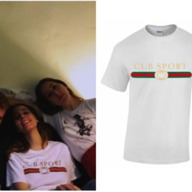 LOOKING FOR CUB SPORT GUCCI SHIRT - REEEAAALLLY BADLY WANT