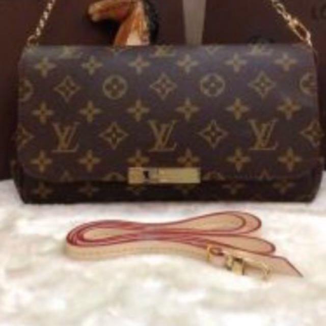 Louis Vuitton Clutch /Handbag