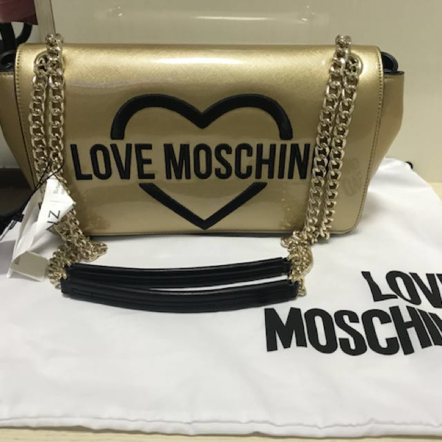 6fbb4103f0 Love Moschino Bag( Price Reduced)