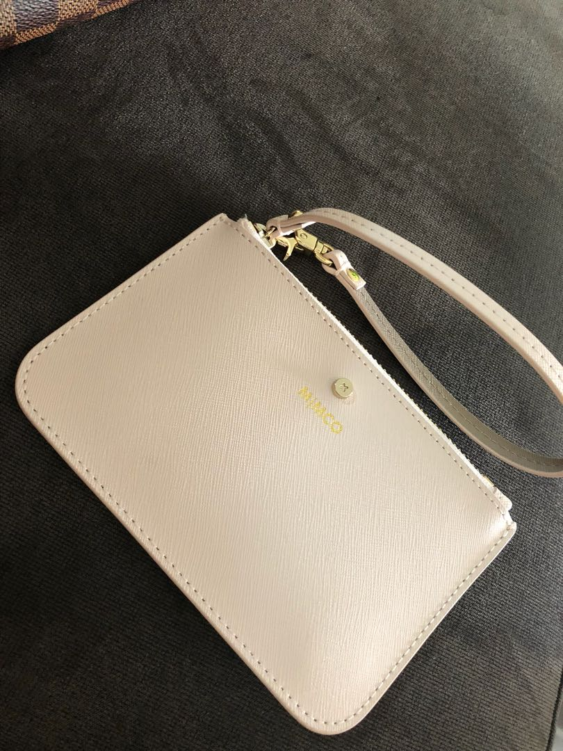 Mimco wallet clutch