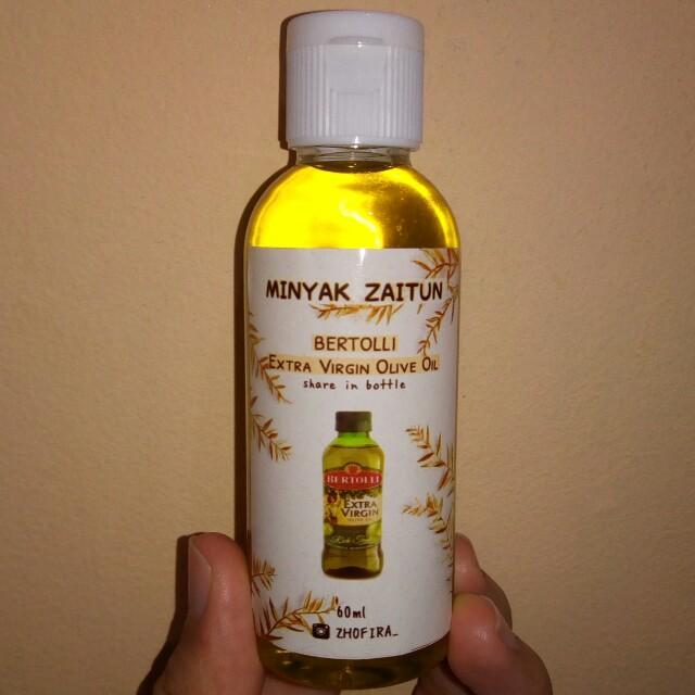 Free Ongkir Se-Jawa Barat Minyak Zaitun Bertoli