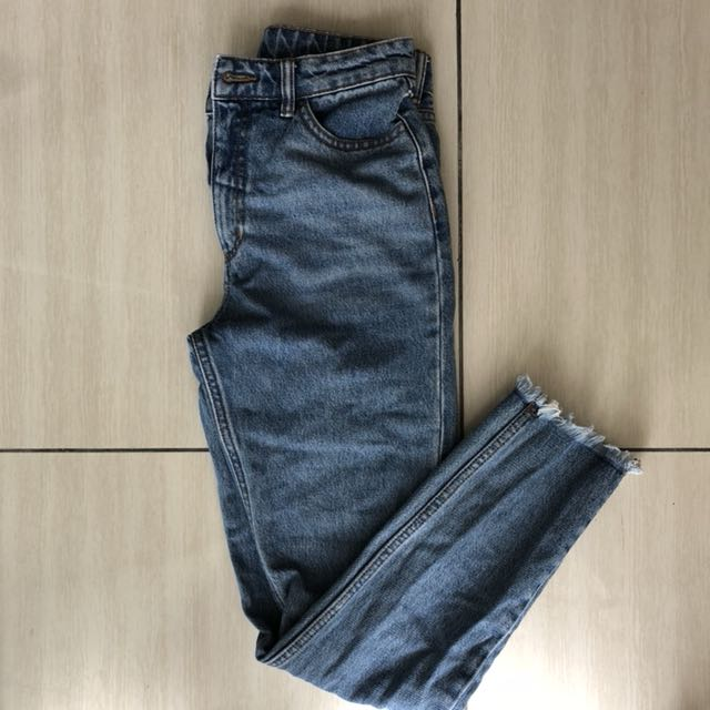 Monki Kimono Jeans
