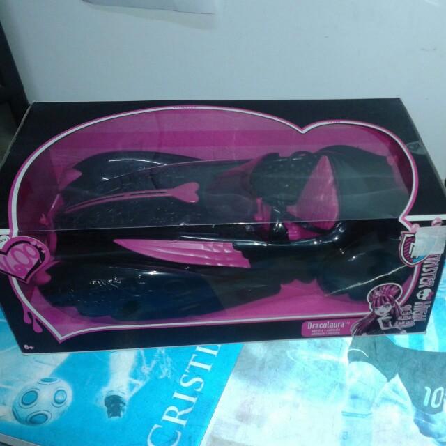 Monster high Draculaura car -free 2 mh nude dolls