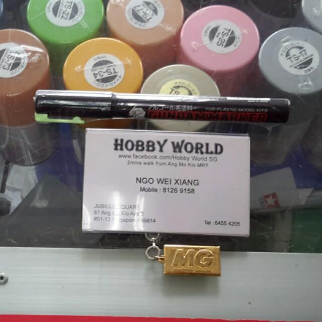 Mr.Hobby Marker Neon Green