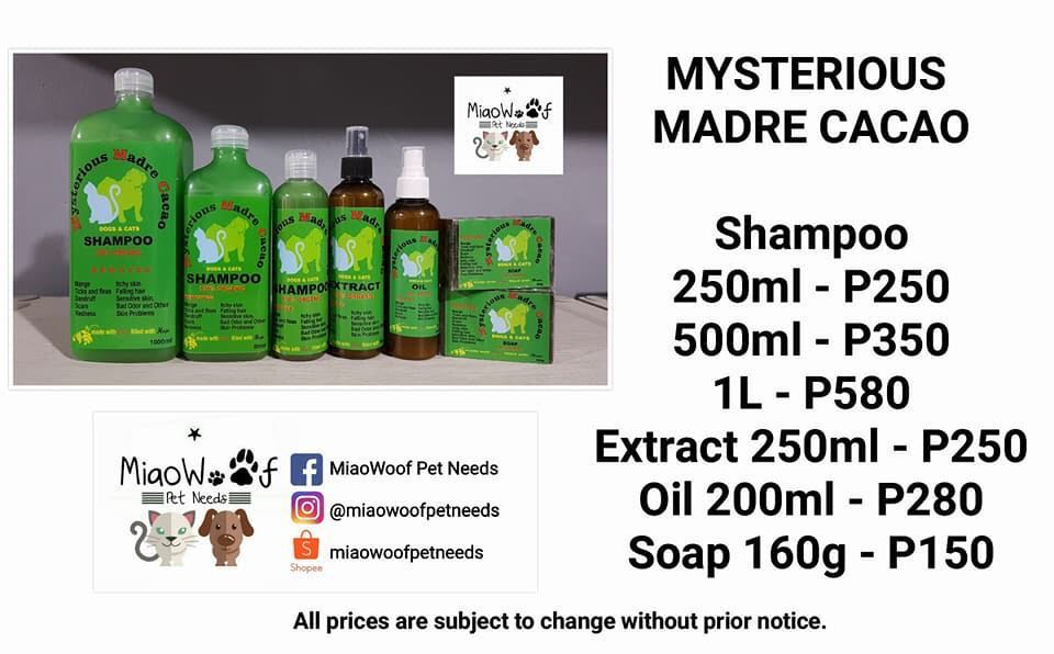 Mysterious Madre Cacao