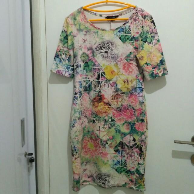 Reprice New Look Bodycon Dress