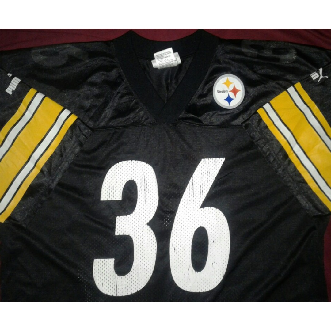 NFL Pittsburgh Steelers - Jerome Bettis 36 jersey a21e79082