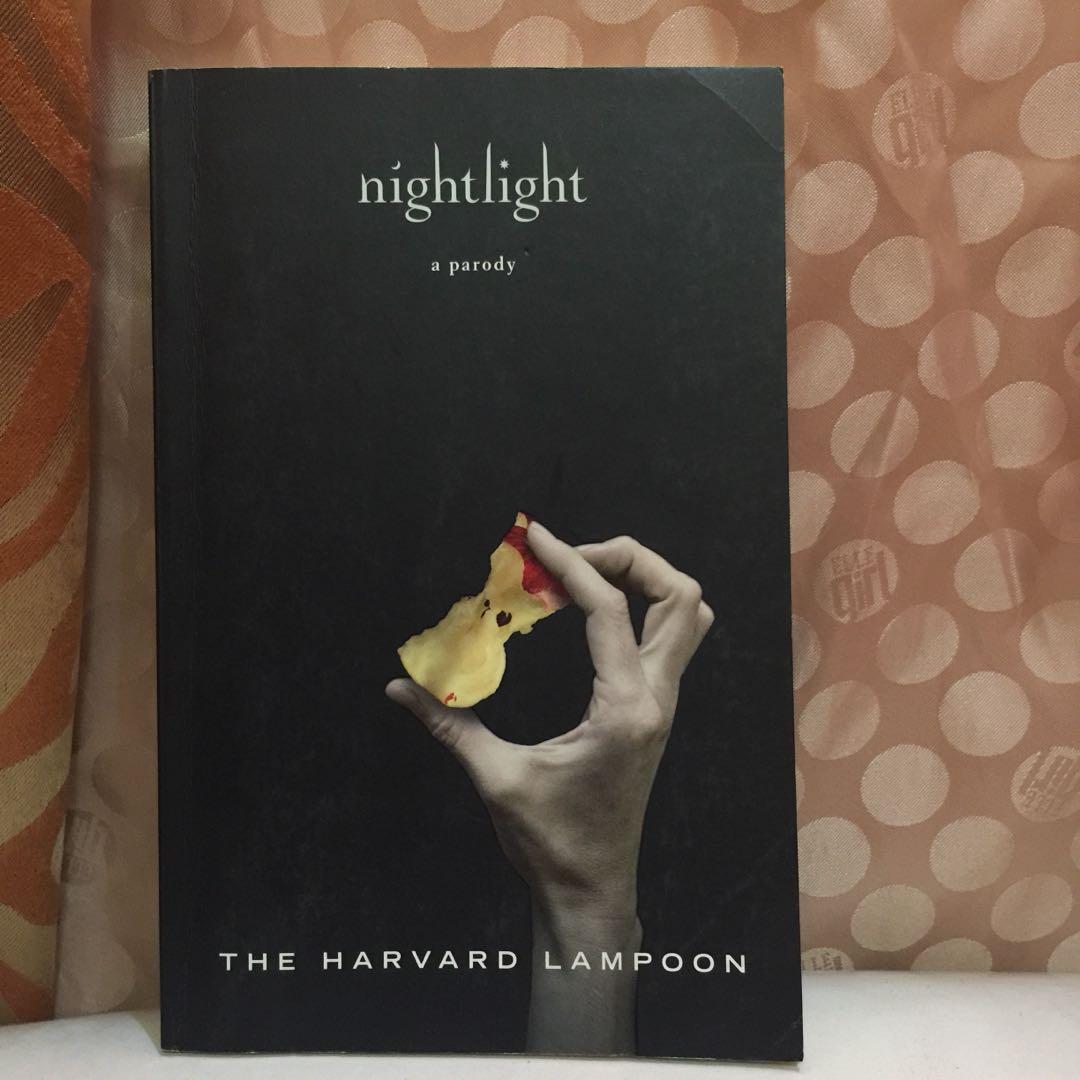 Nightlight (a parody)