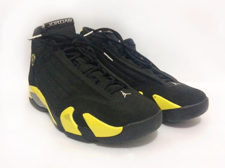 promo code 431cb f91e7 NIKE AIR JORDAN XIV, Men's Fashion, Men's Footwear on Carousell