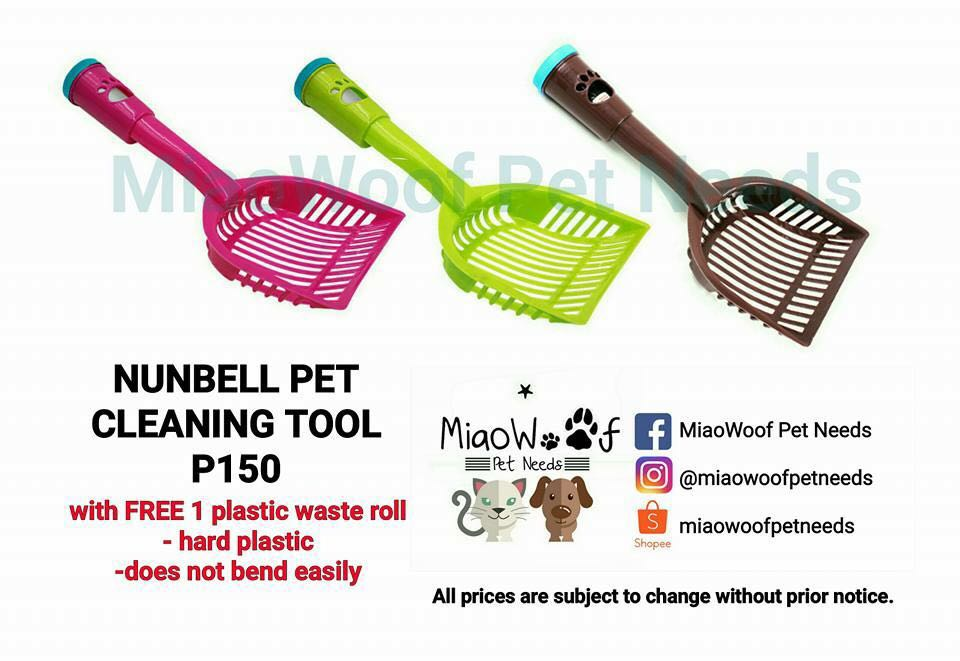 Nunbell Pet Cleaning Tool