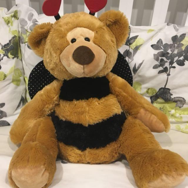 Original bear from the teddy bear shop