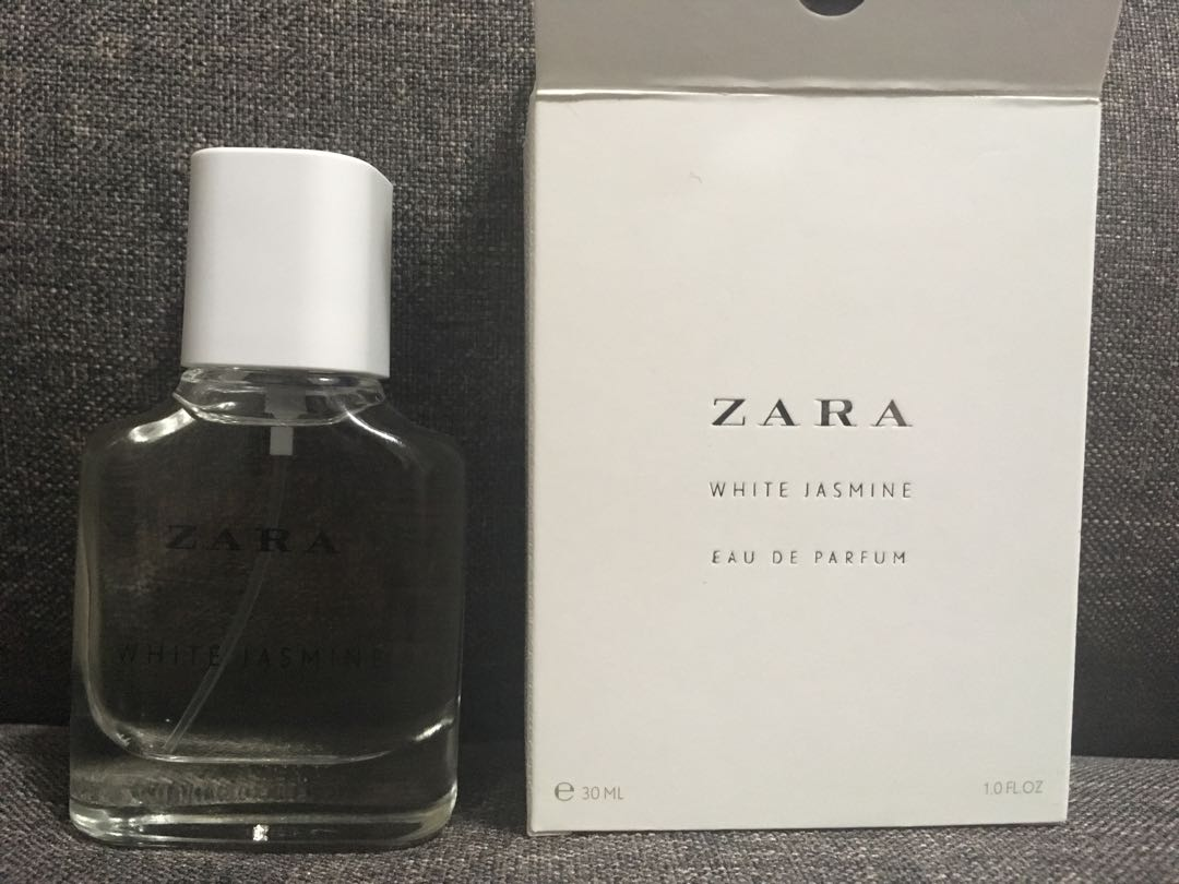 Parfum Zara White Jasmine 30ml Health Beauty Perfumes Nail Care