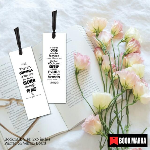 Percy Jackson Bookmarks