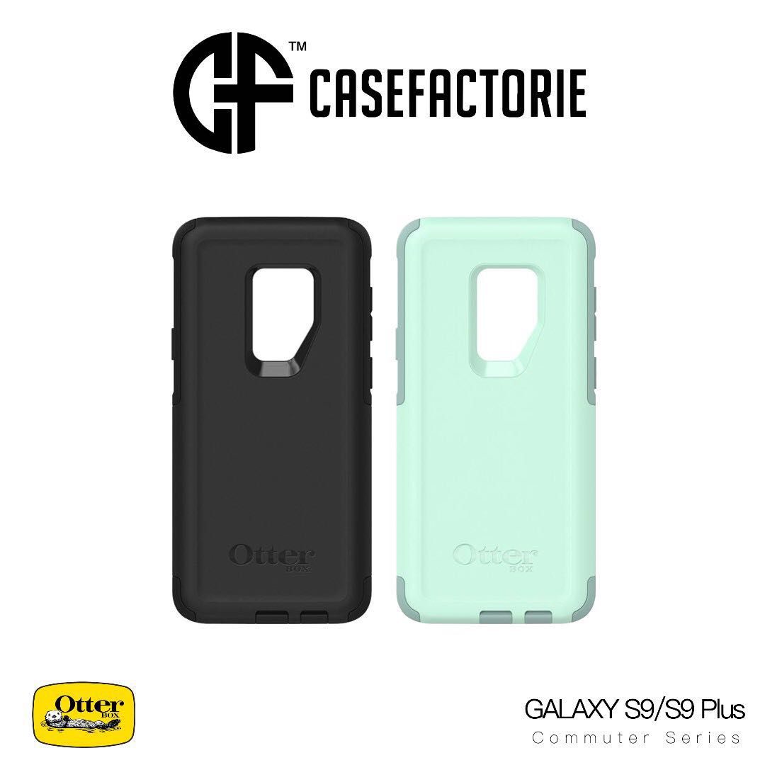 pretty nice 2e12b 9f513 Otterbox Commuter Case for Samsung Galaxy S9/S9 Plus