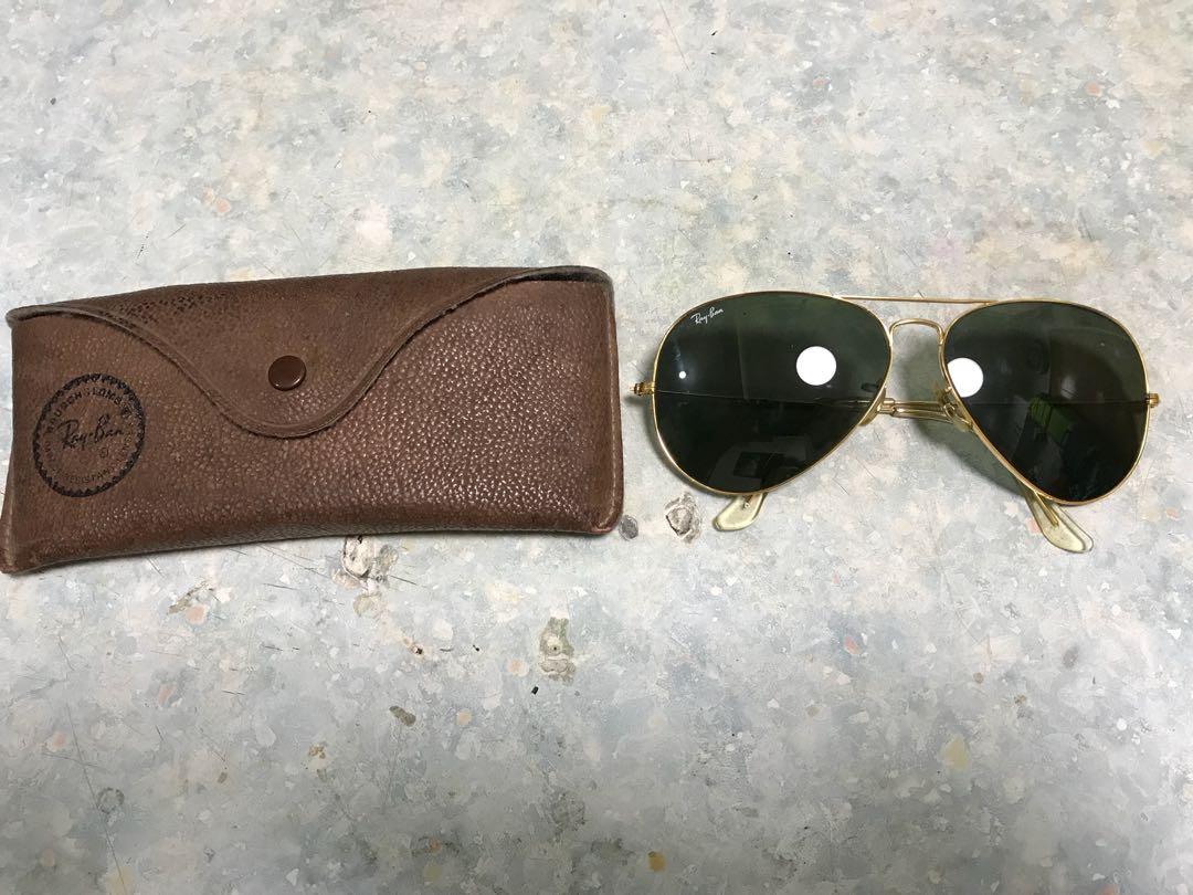 Ray-Ban 舊版太陽眼鏡