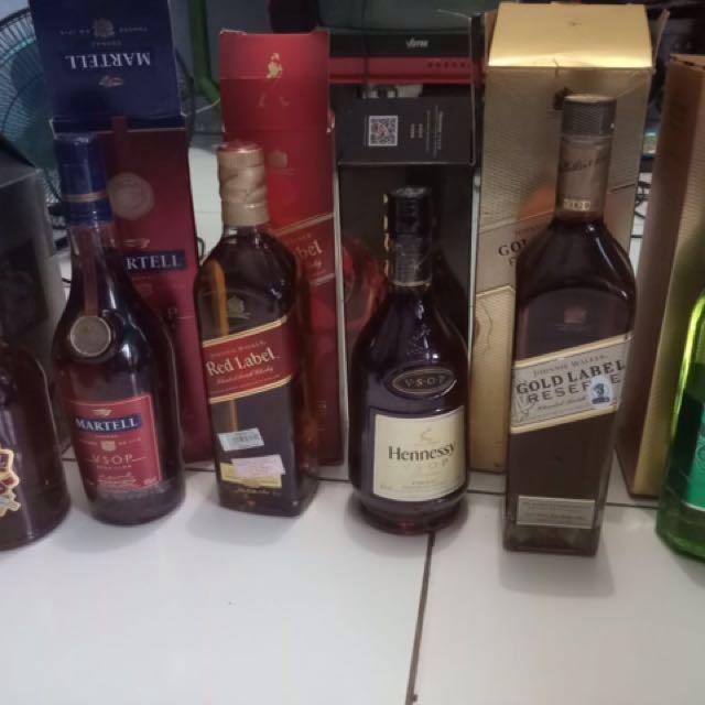 Ready liquor