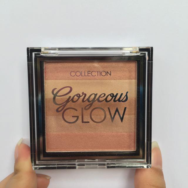 REPRICE! COLLECTION gorgeous glow blush block