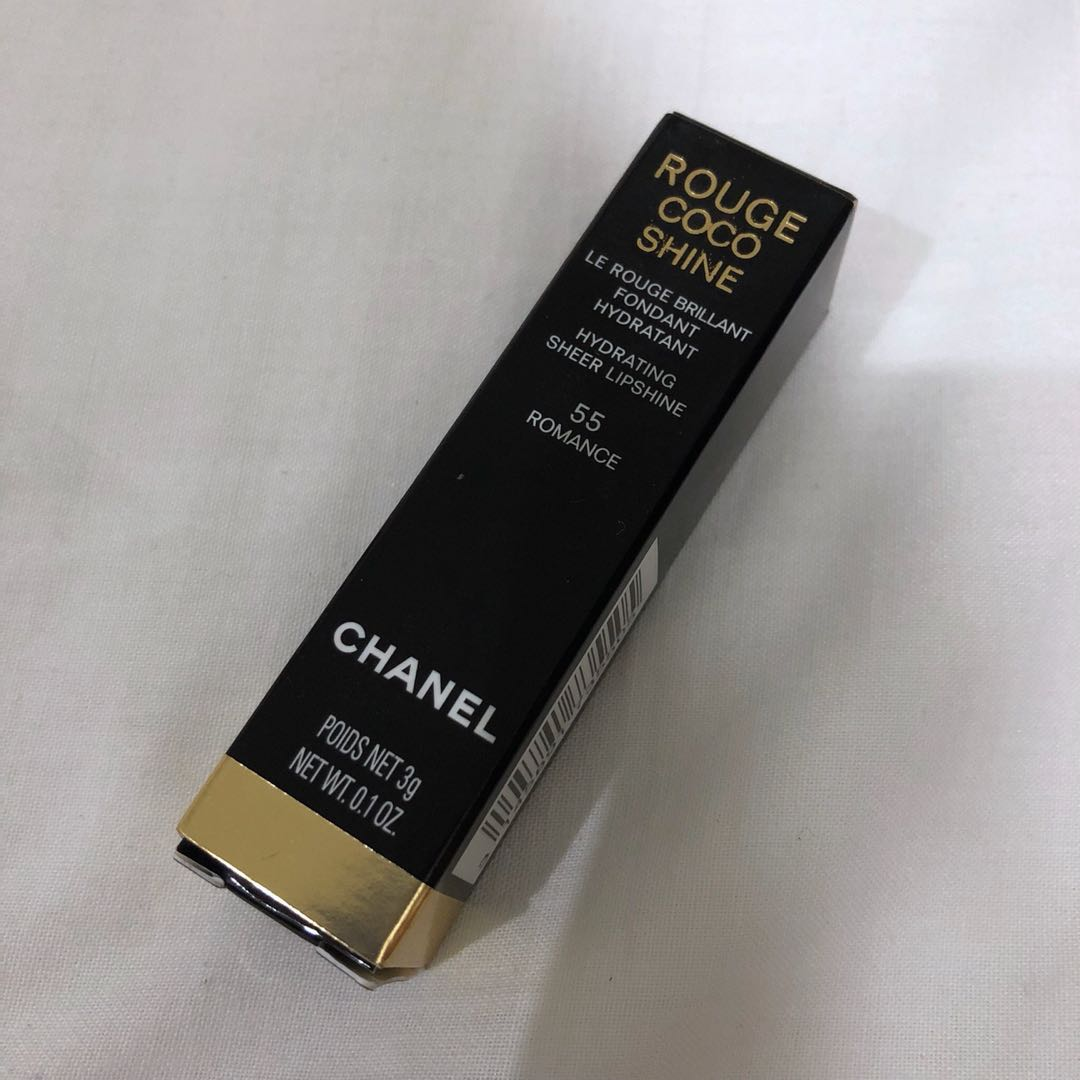 Rouge Coco shine in 55 (romance)