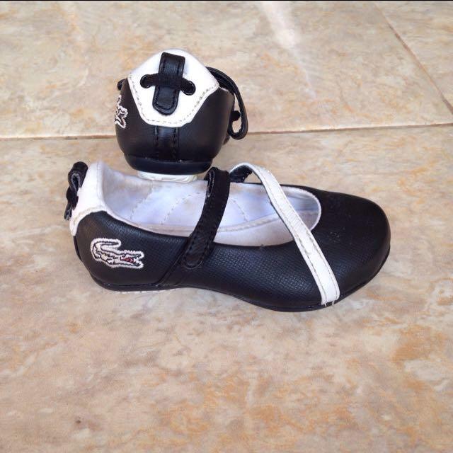 Sepatu baby LACOSTE SPORT Authentic