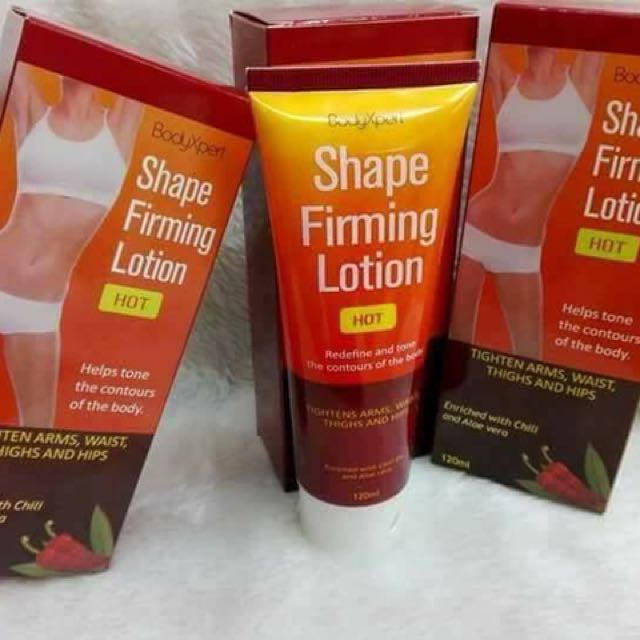 Shape Firming Hot Lotion