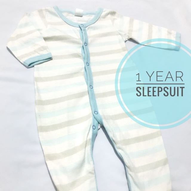 Sleepsuit / baju tidur baby