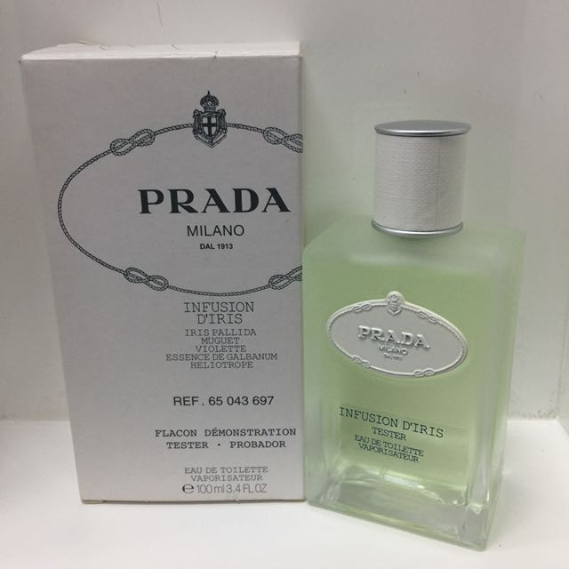b0650129 SOLD> <100ml> Prada Infusion D'Iris EDT Perfume Tester For Women ...