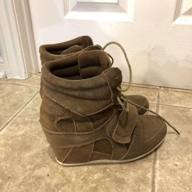 Steve Madden Sneaker Heels