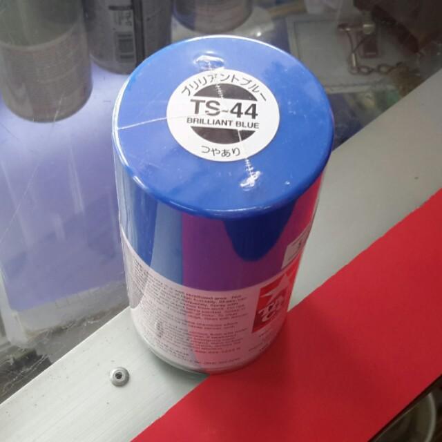 Tamiya Brilliant Blue Spray (25% Discount)